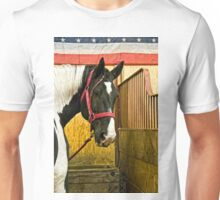 Stars, Stripes and Spots Unisex T-Shirt