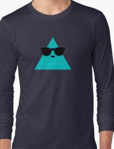Cool Triangle Long Sleeve T-Shirt