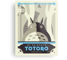 My Neighbor Totoro Metal Print