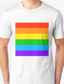 Gay Rainbow Pride T-Shirt