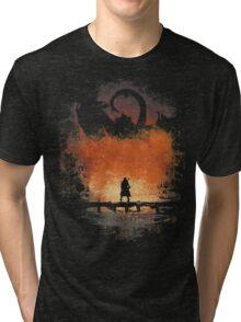 I am FIRE! Tri-blend T-Shirt