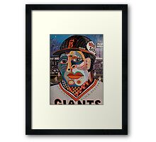 The Fifty-Two Year Wait Framed Print