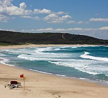 Catherine Hill Bay by reflector