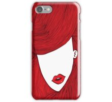 The foxy lady iPhone Case/Skin