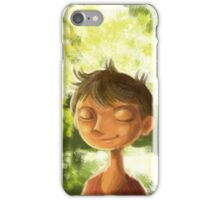 good morning in the nature iPhone Case/Skin