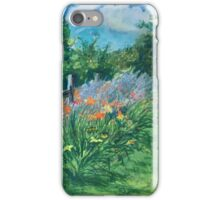 Garden Sanctuary iPhone Case/Skin