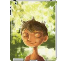 good morning in the nature iPad Case/Skin