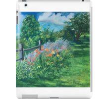 Garden Sanctuary iPad Case/Skin
