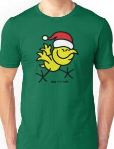 Merry Christmas Chicken Unisex T-Shirt