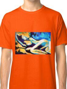 """Warm heart of desire"" Classic T-Shirt"