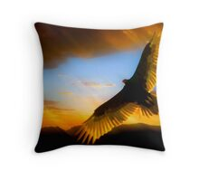 RA Return to Glory  Throw Pillow