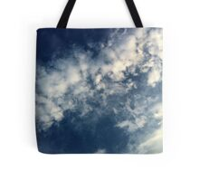 Clouds #11 Tote Bag