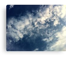 Clouds #11 Canvas Print