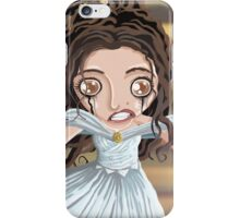 The angry bride iPhone Case/Skin