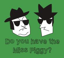The Blues Brothers - Miss Piggy One Piece - Short Sleeve