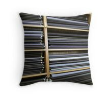 Suits you in Singapore Throw Pillow