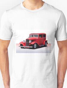 1932 Ford 'Full Fender' Sedan Unisex T-Shirt