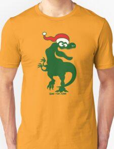 Christmas Tyrannosaurus Rex T-Shirt