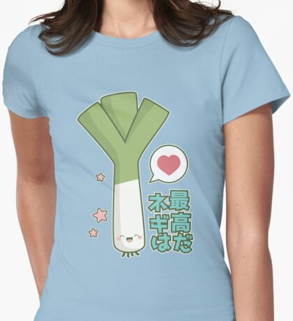 Leeks are Awesome (Japanese Version) T-Shirt
