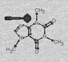 Coffee Chemistry Kids Tee