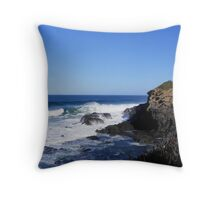 Brooms Head - New South Wales Throw Pillow