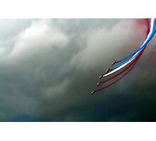 Red Arrows 2008 Photographic Print