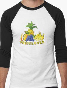Fruit Lover Men's Baseball ¾ T-Shirt