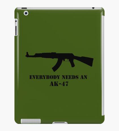Everybody needs an AK iPad Case/Skin