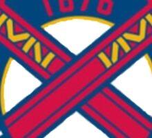 Atlanta Braves Sticker