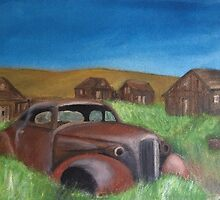 A Rusty Grave by BigKevG
