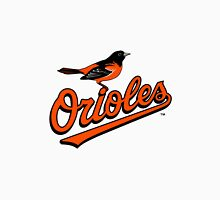 Baltimore Orioles Women's Fitted Scoop T-Shirt