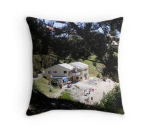 Yamba Surf Club - Yamba - NSW Throw Pillow