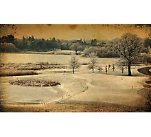 Dromoland Castle Hotel Golf Club, County Clare,Ireland Photographic Print