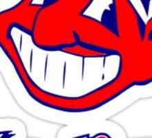 Cleveland Indians Sticker