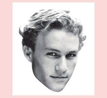 Heath Ledger One Piece - Long Sleeve