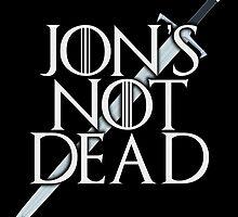 Jon's Not Dead by swgpodcast