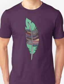 feather 2 - color 3 T-Shirt