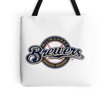 Milwaukee Brewers Tote Bag
