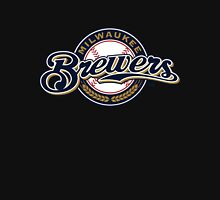Milwaukee Brewers Women's Fitted Scoop T-Shirt