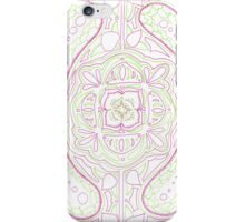 Psychedelic Lily iPhone Case/Skin