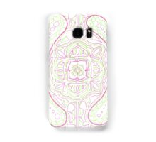 Psychedelic Lily Samsung Galaxy Case/Skin