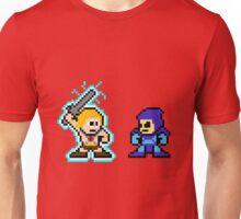 He-man, Skeletor fight! MYAAAAAAAAHH! no text Unisex T-Shirt