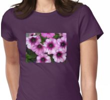 Petunia Womens Fitted T-Shirt