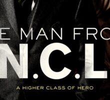 Man From U.N.C.L.E the movie Sticker