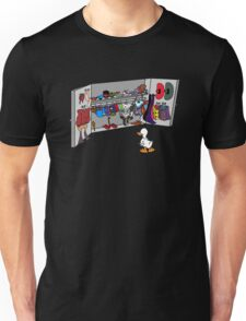 Which Duck to Be Today? Unisex T-Shirt