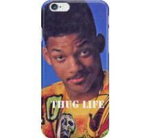 Will Smith - Thug Life iPhone Case/Skin