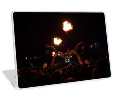 Arcadia at Glastonbury Festival 2015 Laptop Skin