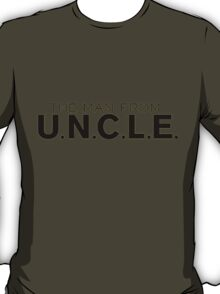 Man From U.N.C.L.E Movie T-Shirt