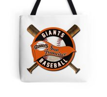 San Francisco Giants Tote Bag