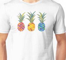 Pineapples Unisex T-Shirt